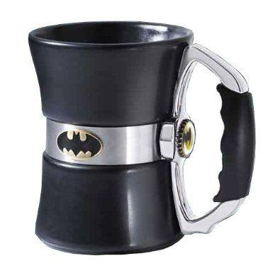 Batman Dark Knight Transforming Thermal Mug: Amazon.co.uk: Toys & Games