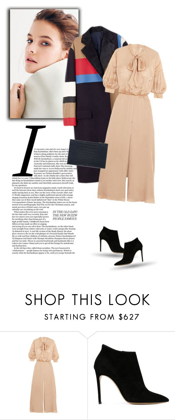 """...."" by bliznec-anna ❤ liked on Polyvore featuring CÉLINE, Merchant Archive, Casadei, women's clothing, women, female, woman, misses, juniors and celine"