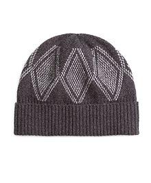 Wool Diamond Hat