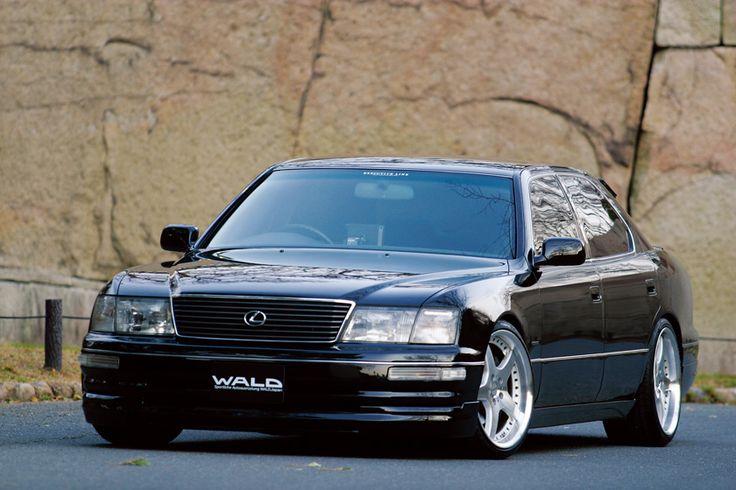 Old skool Japanese big body | ls400 | Lexus ls, Jdm cars ...