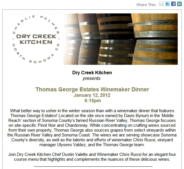 Dry Creek Kitchen: 17 Best Images About Wine Marketing On Pinterest