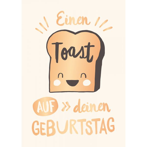 Einen Toast/Bild1