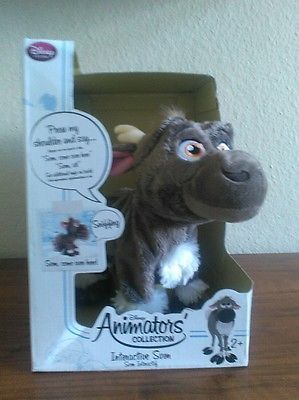 Disney Animators Collection Eiskönigin Frozen Interactive Sven