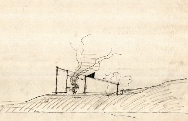 A Look Inside Alvar Aalto's Muuratsalo Experimental House 7