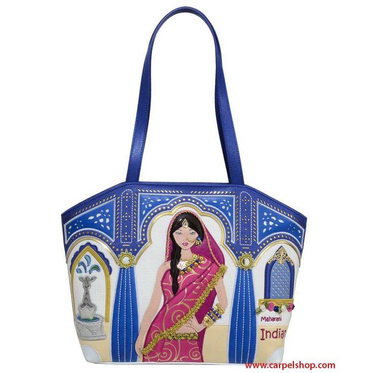 Nuova Collezione Primavera/Estate 2015: Cartolina Maharani Indian disponibile ora su Carpel Shop