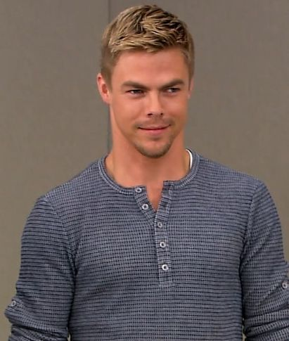 Derek Hough 2014 Photoshoot