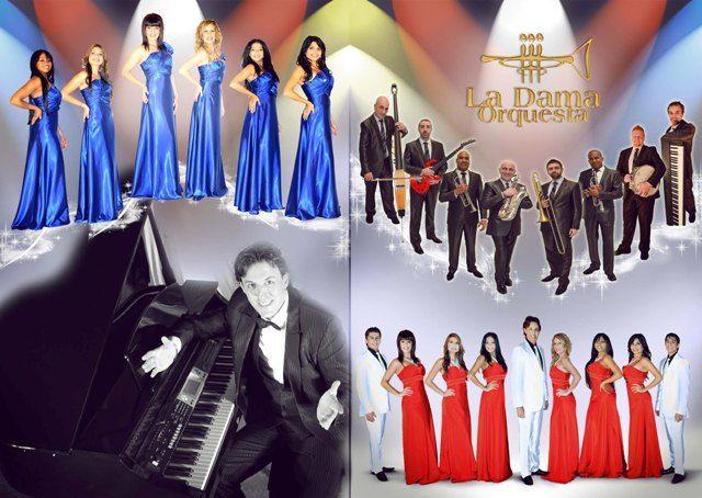 Santacara: La Dama Orquesta