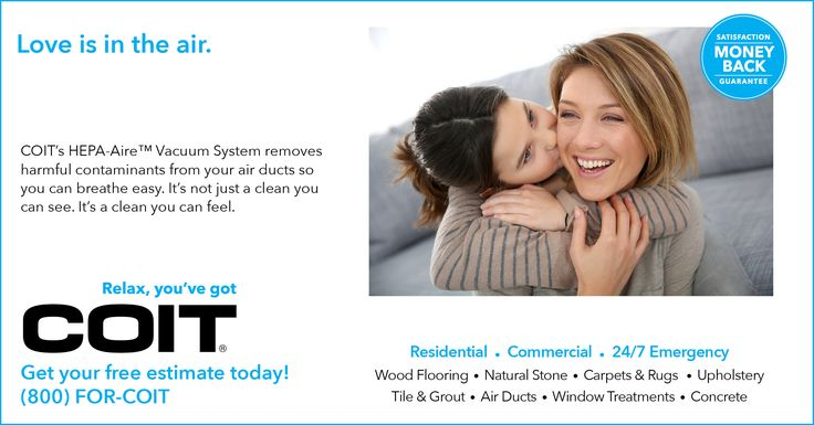 COIT's impeccable reputation offers customers peace of mind that comes from knowing the job will be done right the first time. Guaranteed!     http://www.coit.com/salt-lake-city-coupons