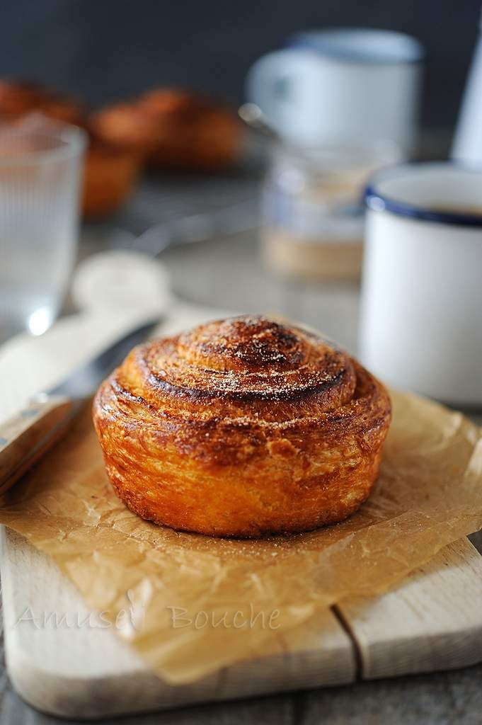 Brioche with Maple Sugar Recipe - Amuses bouche
