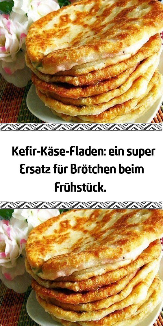 Kefir-Käse-Pastetchen: ein großartiger Ersatz für Brötchen zum Frühstück.   – Snacks,moderne Küche