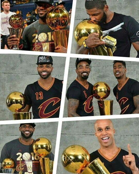 Cleveland Cavaliers.... yeeeeeeeeea..........L.B.J. the king