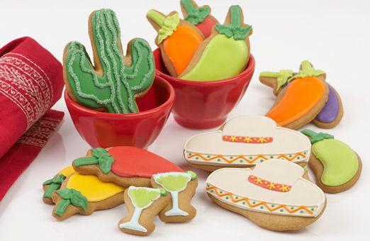 Cindo de Mayo Cookies