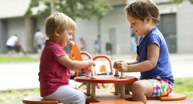 Toddler milestone: Socialization
