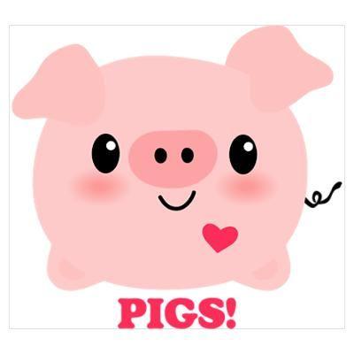 que lindo cerdo