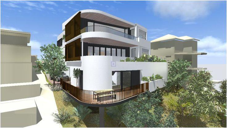 Cremorne Duplex, with Tess Regan Design and Benedict Design. November 2015