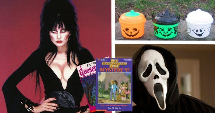 17 Things That Defined Halloween For Every '90s Kid | 22 Words