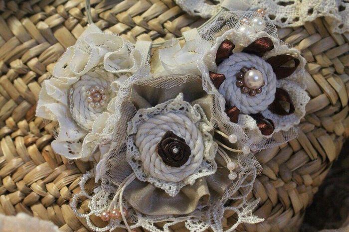Текстильные украшения в стиле бохо, идеи для вдохновения