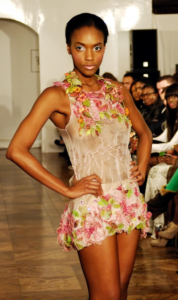 Jan Knibbs Designed dress  ##florals #fashion