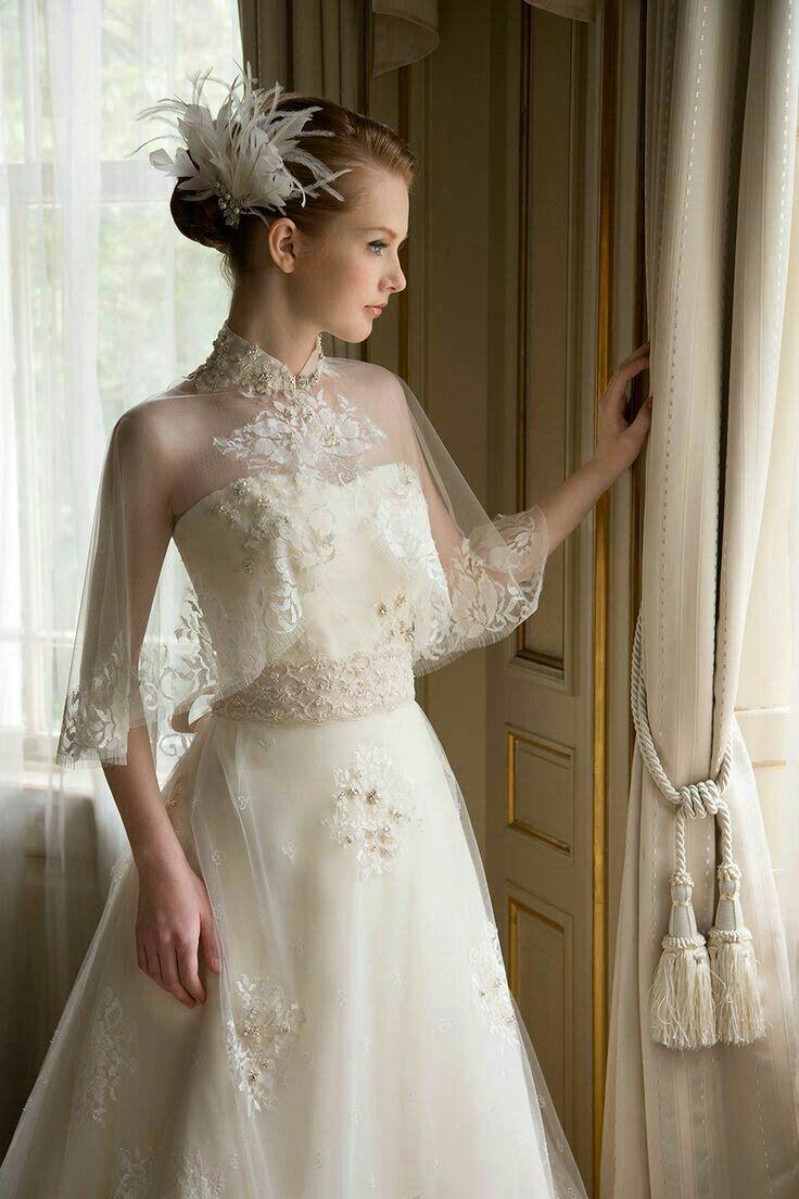 Exquisite Bridal Capelet