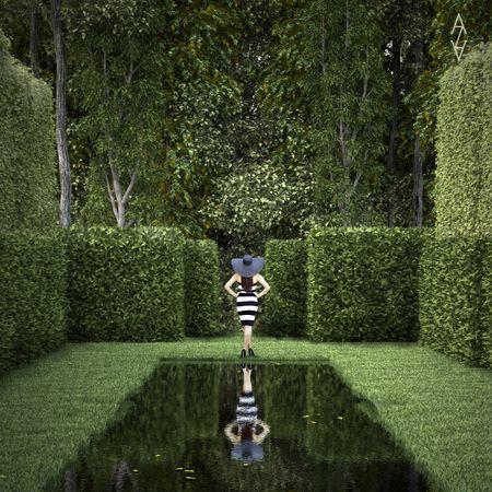 Secret Garden ... 3d