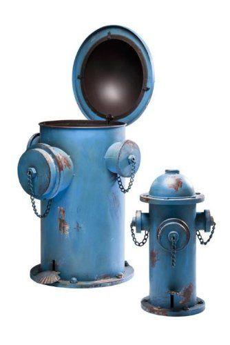 Kare Lot de 2 poubelles en forme de bornes à incendie Petite + grosse, http://www.amazon.fr/dp/B007ACXXUA/ref=cm_sw_r_pi_awdl_cvfQub0TSMS57
