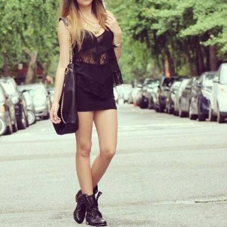 16+  Ideas Fashion Edgy Grunge Summer Outfits