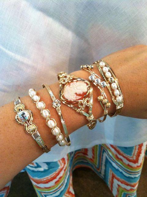 All of my Ronaldo bracelets!!!  Gayle's Jewelers Bogalusa, LA