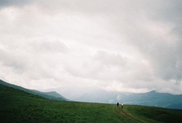 The countryside of Georgia.