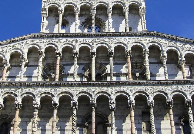 Resultado de imagen de el romanico de lucca