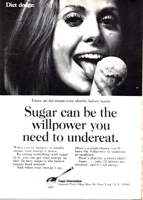 One Of The Biggest Con Jobs In Advertising History (Sugar is Good For You!), Part 2
