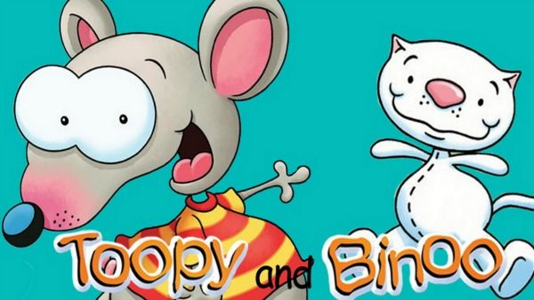 Toopy and Binoo - A New Animated Show for Preschoolers has just come to the US from Canada!