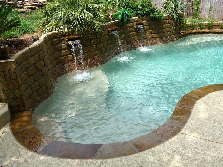 Viking pools raised bond beams dd pinterest pools for Viking pools