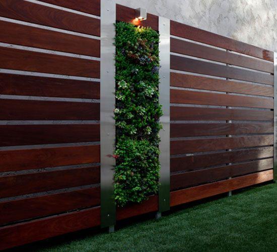 1000 Ideas About Diy Backyard Fence On Pinterest