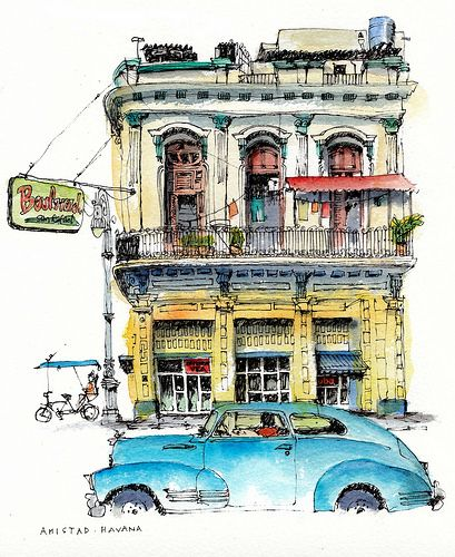 50 best urban sketching images on pinterest urban for Chris lee architect