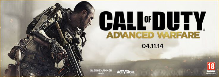 Call of Duty Advanced Warfare available to order now at PropelGamer.co.uk - on PS4, Xbox One, PS3, Xbox 360 and PC