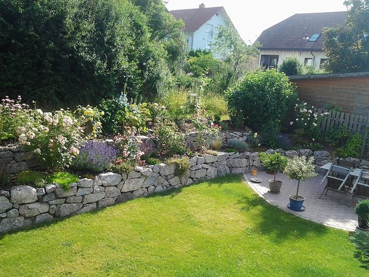 166 best Garten images on Pinterest Apple boxes, Backyard ideas