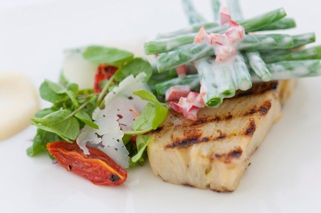 Enjoy your food while overlooking the spectacular views  http://www.lanzerac.co.za/terrace-rb/