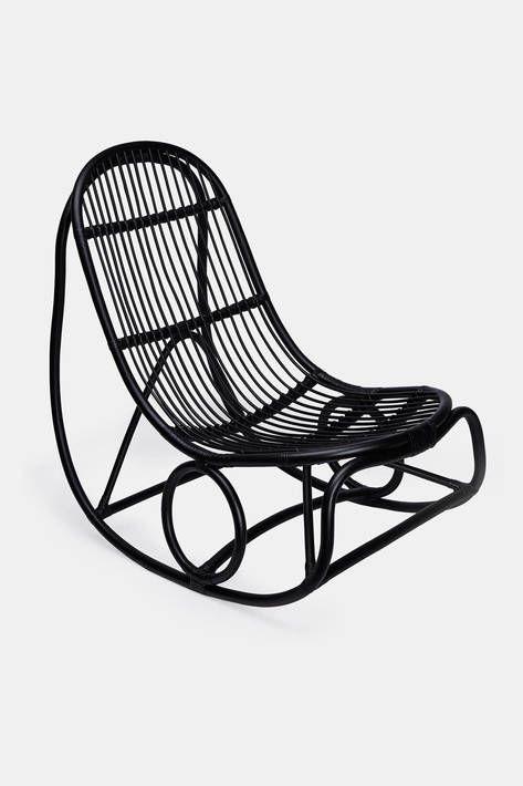 Sika — Nanny Rocking Chair by Nanna Ditzel