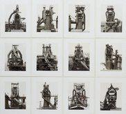 Framework houses, (1959-1971, printed 2000) by Bernd Becher, Hilla Becher :: The Collection :: Art Gallery NSW