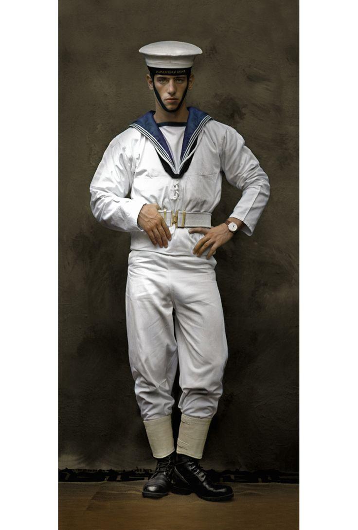 """vangeliskyris:    sailor """"Hellas"""""""