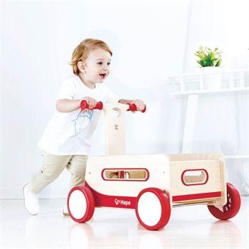 Hape Classic Wooden Wagon #ridenwalk #rideandwalk #toys #kidstoys  #wheels #vancouver #wagon