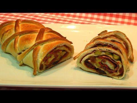 Pan de Jamon - YouTube