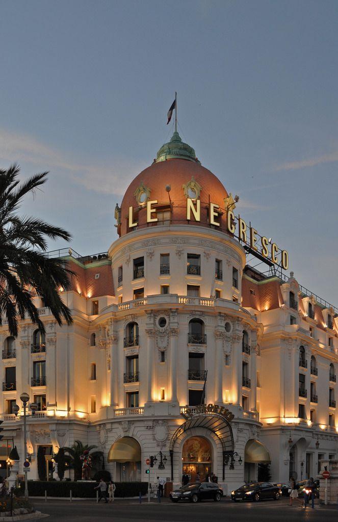 Le Negresco - Nice - France (von Harshil.Shah)