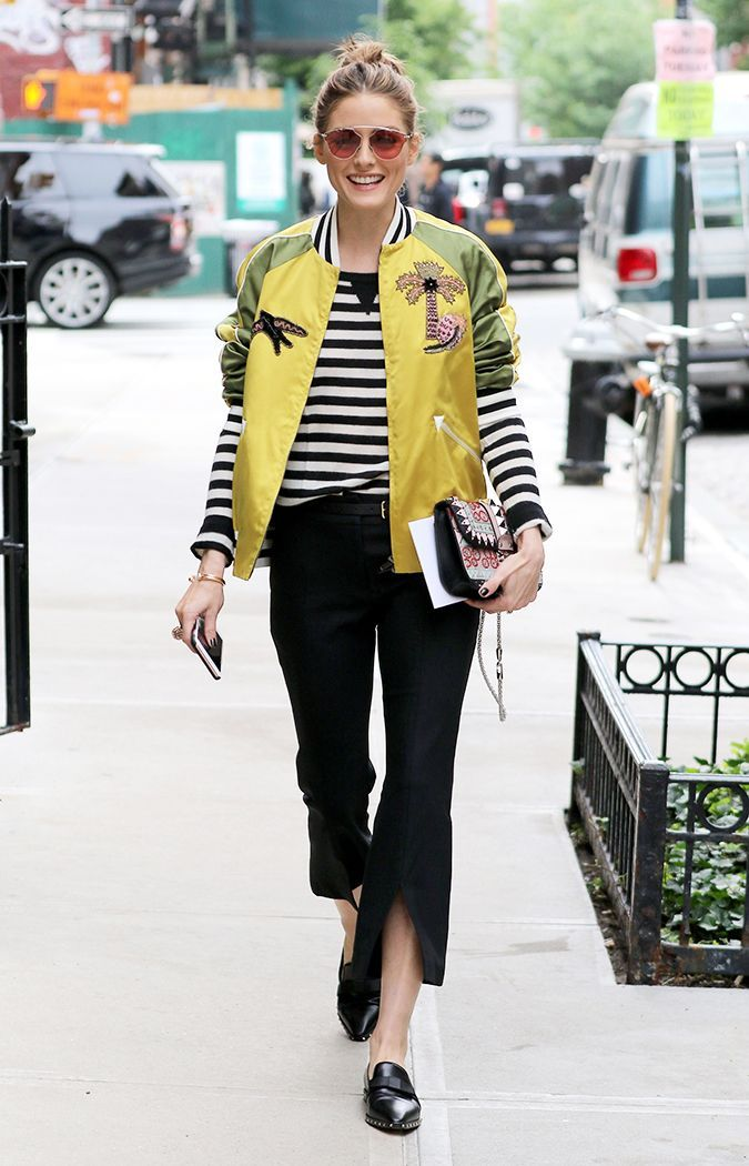 Here's how 11 It girls—from Kendall Jenner to Chanel Iman—are wearing stripes for summer '17.