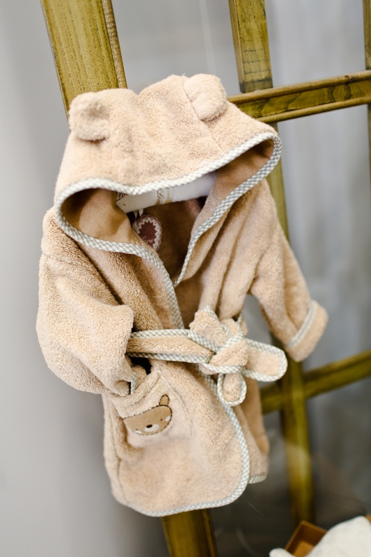 Soft, luxurious children's bathrobe by Nature's Purest UK, available at Notting-Hill.ca. Enter to win a $300 #NottingHill gift card http://theprov.in/nottingpin #contest