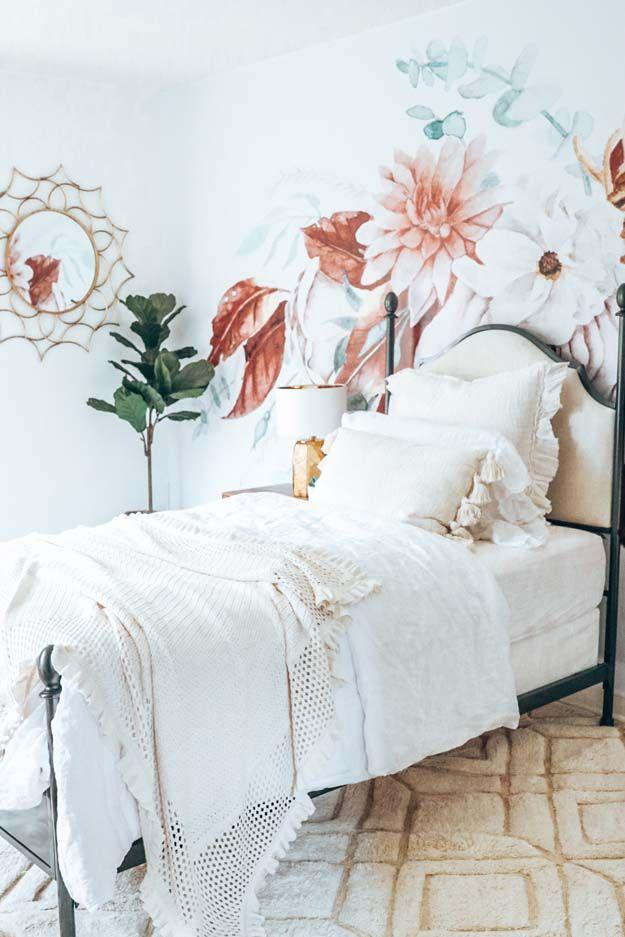 Pin On Adri Boho bedroom wallpaper ideas