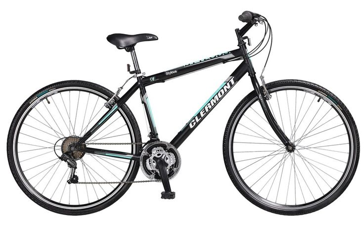 Clermont Stylous - 189,00€  http://www.moustakasbikes.gr/index.php/%CF%80%CE%BF%CE%B4%CE%AE%CE%BB%CE%B1%CF%84%CE%B1/trekking/clermont-stylous-700-shimano-991-316-detail