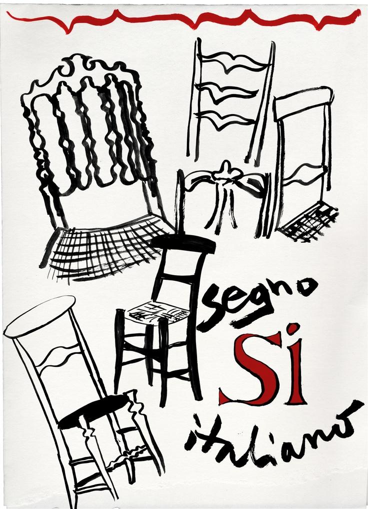 le chiavarine al fuorisalone. popup shop di segno italiano  http://www.danielecosta.net/