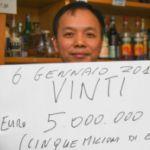 Saonara, artigiano vince 5 milioni al Gratta e Vinci e si barrica in casa per paura