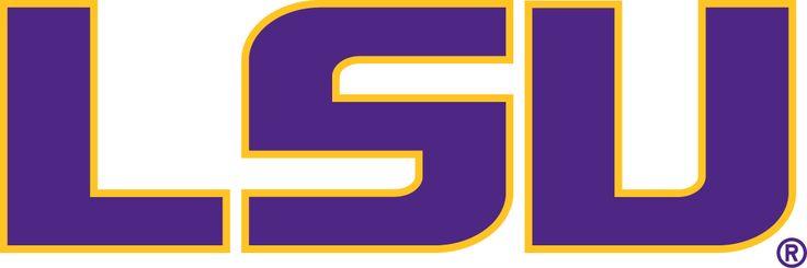 LSU Tigers Primary Logo (2014) -